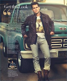 Matt Bomer | Modern Luxury | 2017 | Cover | Photo Shoot | The Fashionisto