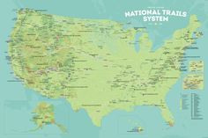 United States National Monuments List | National Parks | Pinterest ...