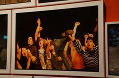 """Exposición de Miguel Trillo. """"Afluencias. Costa Este - Costa Oeste"""" en #ArteTabacalera Promoción del Arte. Madrid. 2014. #Fotografía #Arterecord https://twitter.com/arterecord"""