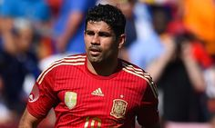 Diego Costa reveals 'it looks like' he will be joining Chelsea