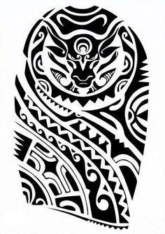 Maori Tribal Aztec Temporary Tattoo Fake Tattoo 5982 inch I Tᴀᴛᴛᴏᴏs Maori Tattoos, Tribal Tattoos, Tattoos Bein, Maori Tattoo Meanings, Bull Tattoos, Taurus Tattoos, Maori Tattoo Designs, Irezumi Tattoos, Marquesan Tattoos
