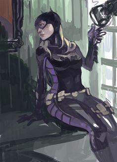 Stephanie Brown. Batgirl. Dc Comics Women, Dc Comics Girls, Marvel Dc Comics, Catwoman, Harley Quinn, Stephanie Brown Robin, Nightwing And Batgirl, Tim Drake Red Robin, Cassandra Cain
