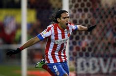 According to Daily Mail in-demand Atlético de Madrid striker Radamel Falcao has apparently set his sights on moving to PSG which is a huge blow to Chelsea and Man City hope to snap up the talented striker in summer.