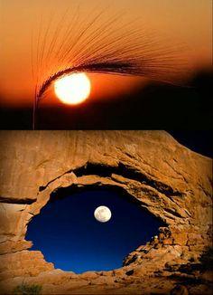 cool how it looks like an eye