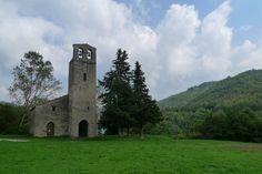 Chiesa di San Giorgio all'isola #terredelpiceno