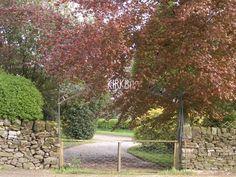 KirkBog farm where our Kirkpatrick family cemetery is located Closeburn, Scotland