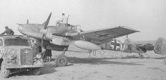 Messerschmitt Bf-110-F3 Zerstorer