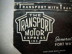 FFFFOUND!   The Transport Motor Express on Flickr - Photo Sharing!