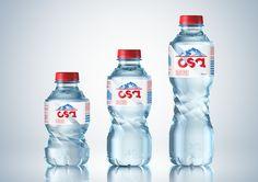 OSA Mineral Water — The Dieline - Branding & Packaging Design