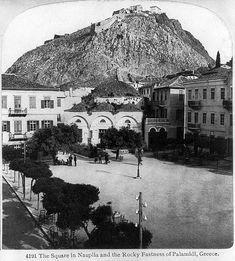 Ναύπλιο - 1901