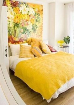 Using Textures and Prints for Small Space