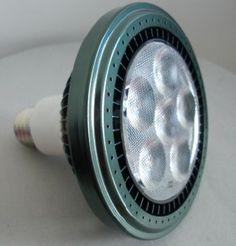LED spot light AR111 LED Lamp 6W/10W/12W with E27/GU10 Base