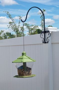 Shepherd S Hook For Vinyl Fence 5 X 5 Post By