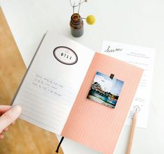 Iconic The Planner v.3 // Brown Gray | The Journal Shop