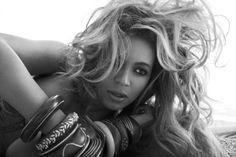 Beyonce ...but I love the bangles.