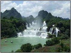 guyana waterfalls