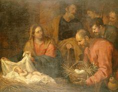Giovanni Andrea de Ferrari: Adoración pastores.