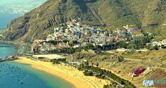 Hai în turul virtual al insulei Tenerife!