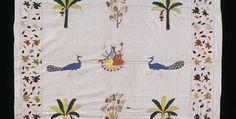 Chamba Rumal embroidery of Himachal Pradesh