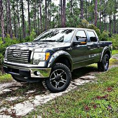 Another Shot From The Before & After! 2012 Ford F150 With 20x9 18 Rockstar II Wheels & Bushwacker Fender Flares! Photo Credits To @cary_kight #all_shots #boosted #carsofinstagram #carporn #customrims #cars #instalike #instadaily #instagood #picoftheday #photooftheday #rides #speed #sportscars #tires #wheels #rims #ecwheels #extremecustoms #ecgermany #extremecustomsgermany #ford #f150 #bushwacker #rockstar #KMC #xdseries