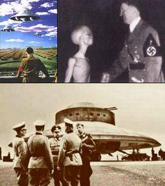 OVNIS NAZIS