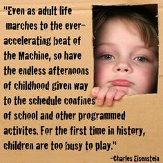 As a play therapist, I support the importance of play...for both children and their parents!