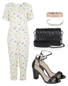 """""""[☆]"""" by bluveraa ❤ liked on Polyvore featuring Topshop, Kurt Geiger, Kenzo and Isabel Marant"""