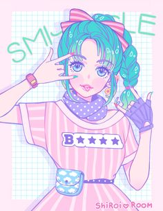 Looks like Bulma Manga Drawing, Manga Art, Manga Anime, Anime Art, Drawing Art, Arte Do Kawaii, Kawaii Art, Kawaii Anime, Pastel Goth Art