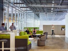 UI Labs' Digital Manufacturing and Design Innovation Institute   Architect Magazine   Skidmore, Owings & Merrill, Chicago, Illinois, Laboratory, Institutional, 2015 AIA Chicago Design Excellence Awards, AIA Chicago Distinguished Buildings Award 2015, Laboratory Projects, Institutional Projects, Chicago-Joliet-Naperville, IL-IN-WI, Skidmore Owings & Merrill