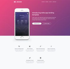 Free Zoom UI Kit Freebies Buttons Web Design UI PSD Free Slider Template Form Mobile App Layout Player Pricing Table Landing Page