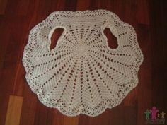 innovart en crochet: Crochet moda - Try to make someday?