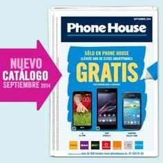 ¿Aún no conoces el catálogo de #septiembre de The Phone House España? Ven a tu tienda en El Ingenio, llévatelo y descubre las alucinantes ofertas que tenemos preparadas para ti.