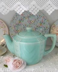 Tiffany Turquoise Cottage