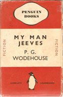 P.G.Wodehouse  I admit I haven't read this, yet.  But, the PBS series was fantastic!