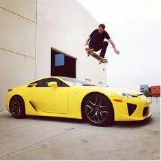Tony Hawk best skateboarder ever!
