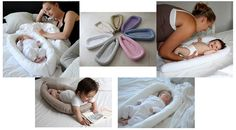 Сопутствующие товары :: Матрасик-кокон Babynest 70*30 NEW! - Интернет-магазин Aprica-shop.ru