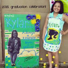 Custom apron and greeting/signature board by crafty scraps!  Craftyscrapsbykt@yahoo.com