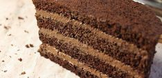 Recept: A tökéletes csokitorta receptje egy cukrász tollából! Dobos Torte Recipe, Eat Pray Love, Hungarian Recipes, Cake Cookies, Deserts, Food And Drink, Cooking Recipes, Yummy Food, Sweets