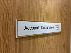 office door signs | office door signs for your business
