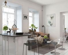Vai redecorar a sua sala de estar? Veja quais as tendências em 2017. | Casinha colorida