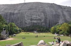 Stone Mountain is a perfect place for hiking and canoeing. Description from agnesupclose.blogspot.com. I searched for this on bing.com/images