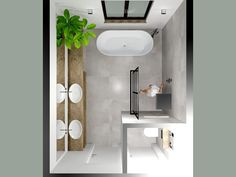 Bathroom Hillegom, stylish and very nicely laid out. Do you live in the vicinity… Bathroom Hillegom, stylish and very nicely laid out. Do you live in the vicinity of … Bathroom Layout, Modern Bathroom Design, Simple Bathroom, Bathroom Interior, Master Bathroom, Zen Bathroom, Neutral Bathroom, Master Baths, Budget Bathroom