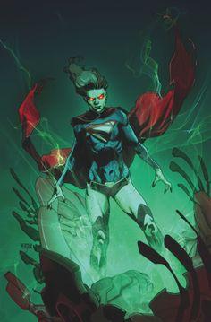 Supergirl Vol.3 by Mahmud Asrar *