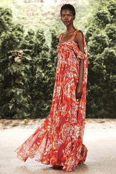 e0632d05355a vouge boho. Maxi dress. See more. ***Collection : PRABAL GURUNG RESORT  2019*** Editorial Fashion, Fashion