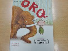 Trabajando en Educación Infantil: Prehistoria 10: Cuento: Este ser Orq David Elliott, Co E, Books, Diy, Fictional Characters, Amor, Infant Crafts, Short Stories, Libros