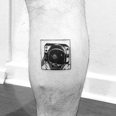 29 Simple Yet Gorgeous Boxed Illustration Tattoos by Yi Stropky | Tattoodo.com