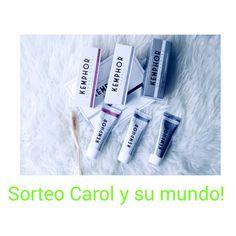 Carol y su mundo!!!: Sorteo Kemphor!!!