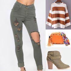 Shopping : Look casual - Temporada: Otoño-Invierno - Tags: look, influencer, moda, shopping, stardivariusblog - Descripción: Un look donde os enseño alguna de las tendencias para la próxima primavera. #FashionOlé