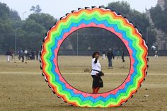 The 22nd International Kite Festival is taking place in Gujarat this week, attracting enthusiasts from around India and abroad. Some snapshots.