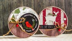 Karos Kreativ Kram: christmas cards